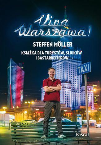 Okładka książki Viva Warszawa