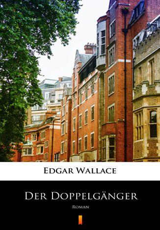 Okładka książki Der Doppelgänger. Roman