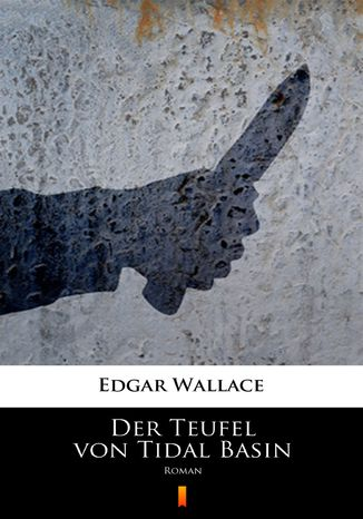 Okładka książki Der Teufel von Tidal Basin. Roman