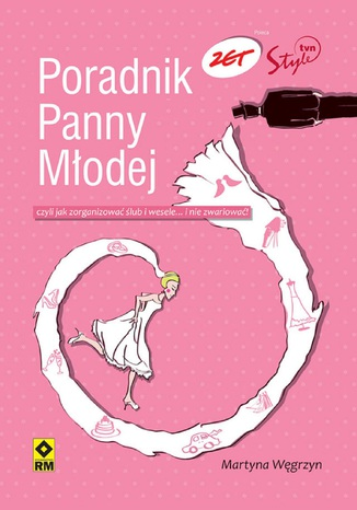 Okładka książki/ebooka Poradnik panny młodej