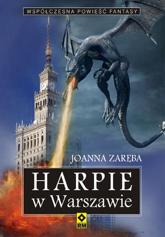 Okładka książki Harpie w Warszawie