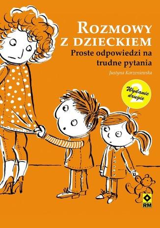 Okładka książki/ebooka Rozmowy z dzieckiem