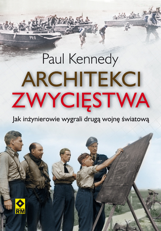 Okładka książki/ebooka Architekci zwycięstwa
