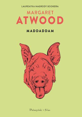 Okładka książki/ebooka MaddAddam
