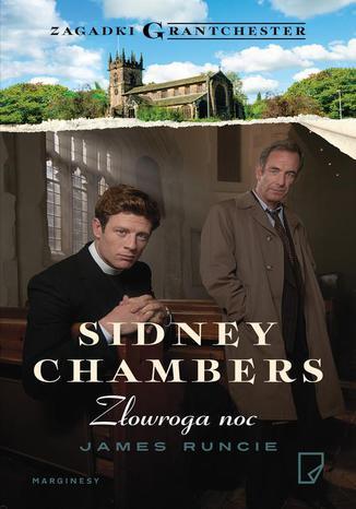 Okładka książki Sidney Chambers Złowroga noc