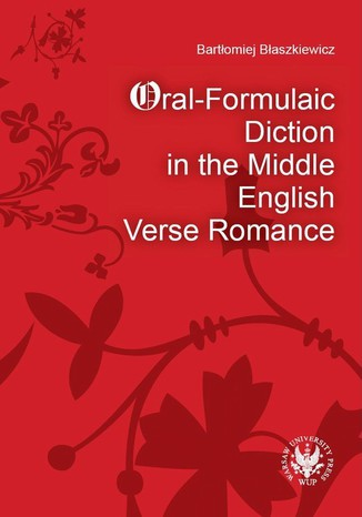 Ebook Oral-Formulaic Diction in the Middle English Verse Romance