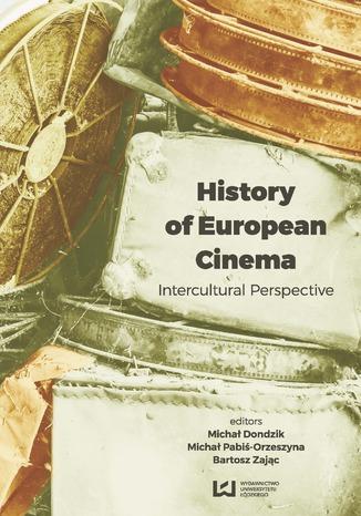 Okładka książki History of European Cinema. Intercultural Perspective