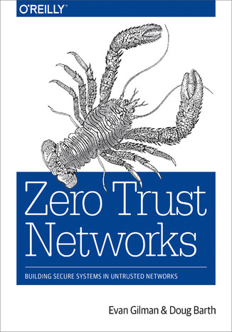 Okładka książki/ebooka Zero Trust Networks. Building Secure Systems in Untrusted Networks