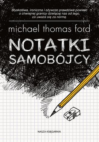 Okładka książki/ebooka Notatki samobójcy