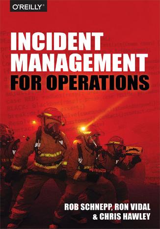 Okładka książki/ebooka Incident Management for Operations