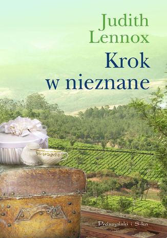 Okładka książki Krok w nieznane