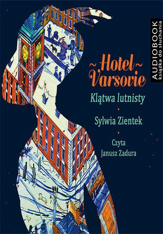 Okładka książki Hotel Varsovie