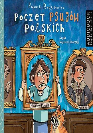 Okładka książki/ebooka Poczet psujów polskich