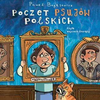 Okładka książki Poczet psujów polskich