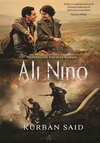 Okładka książki Ali i Nino