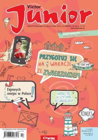 Okładka książki Victor Junior nr 13 (337)