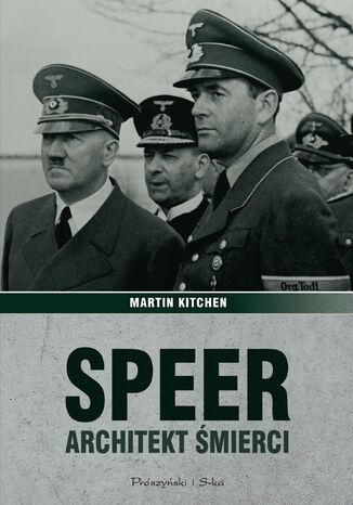 Okładka książki/ebooka Speer. Architekt śmierci