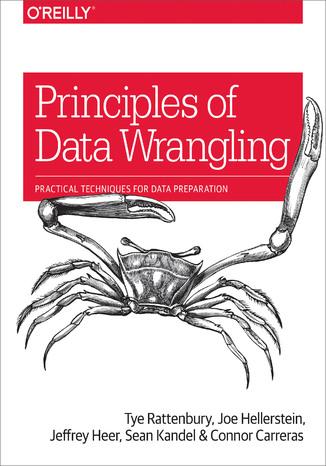 Okładka książki Principles of Data Wrangling. Practical Techniques for Data Preparation