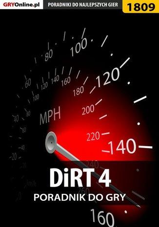 Okładka książki DiRT 4 - poradnik do gry