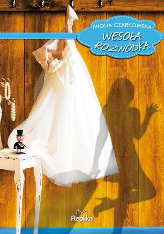 Okładka książki Wesoła rozwódka
