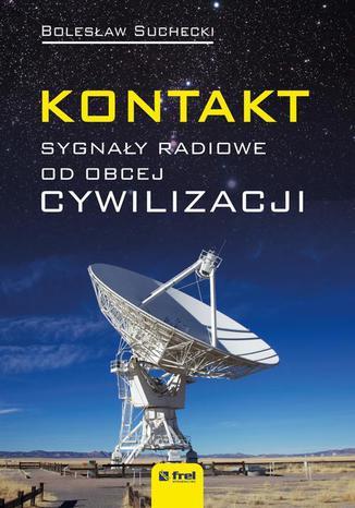 Okładka książki/ebooka Kontakt. Sygnały radiowe od obcej cywilizacji
