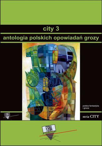 Okładka książki City 3. Antologia polskich opowiadań grozy