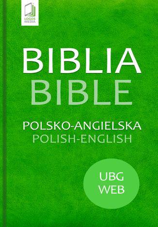 Okładka książki Biblia polsko-angielska