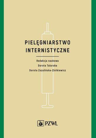 Okładka książki Pielęgniarstwo internistyczne