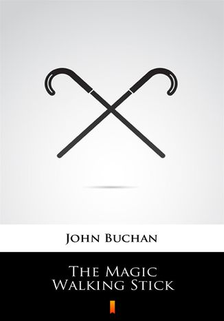 Okładka książki The Magic Walking Stick