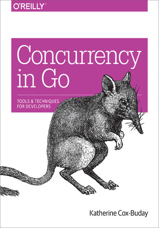 Okładka książki/ebooka Concurrency in Go. Tools and Techniques for Developers