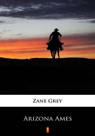 Okładka książki Arizona Ames