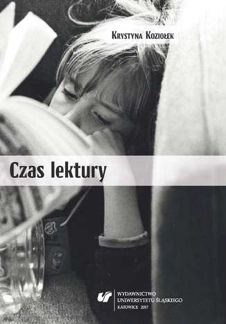 Okładka książki/ebooka Czas lektury