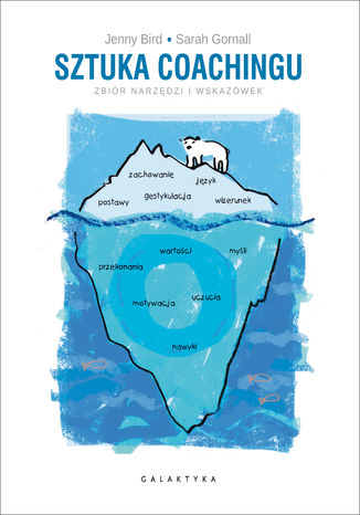 Okładka książki/ebooka Sztuka coachingu. Zbiór narzędzi i wskazówek