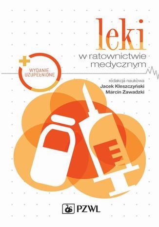 Okładka książki/ebooka Leki w ratownictwie medycznym
