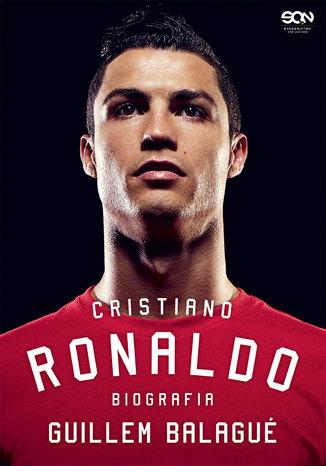 Okładka książki Cristiano Ronaldo. Biografia
