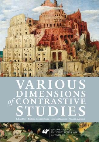 Okładka książki/ebooka Various Dimensions of Contrastive Studies