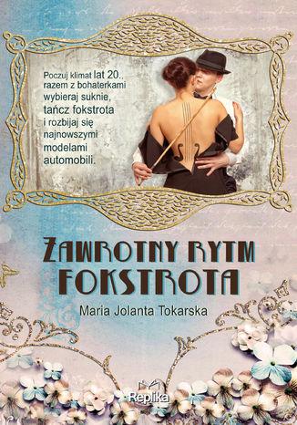 Okładka książki Zawrotny rytm fokstrota