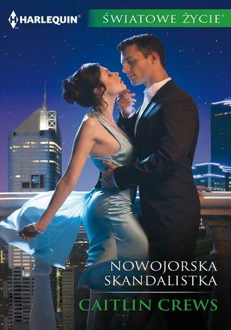 Okładka książki/ebooka Nowojorska skandalistka