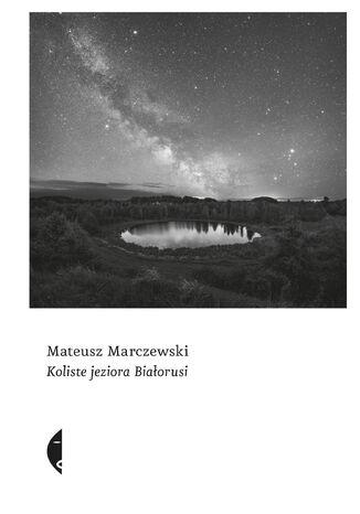 Okładka książki Koliste jeziora Białorusi