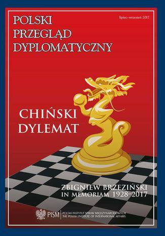 Okładka książki Polski Przegląd Dyplomatyczny 3/2017