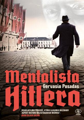 Okładka książki Mentalista Hitlera
