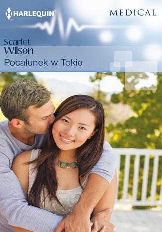 Okładka książki/ebooka Pocałunek w Tokio