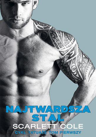 Okładka książki Najtwardsza stal