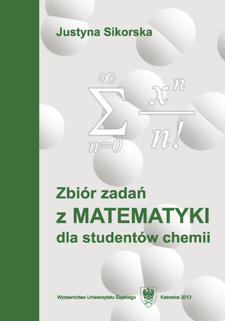 Okładka książki Zbiór zadań z matematyki dla studentów chemii. Wyd. 5
