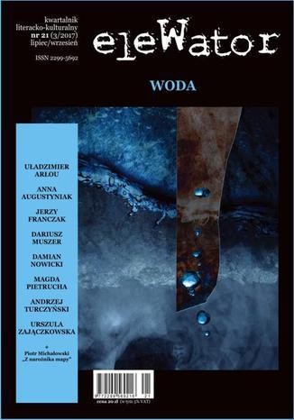 Okładka książki/ebooka eleWator 21 (3/2017) - Woda