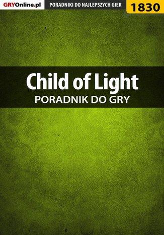Okładka książki Child of Light - poradnik do gry