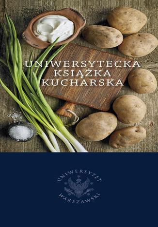Okładka książki Uniwersytecka książka kucharska