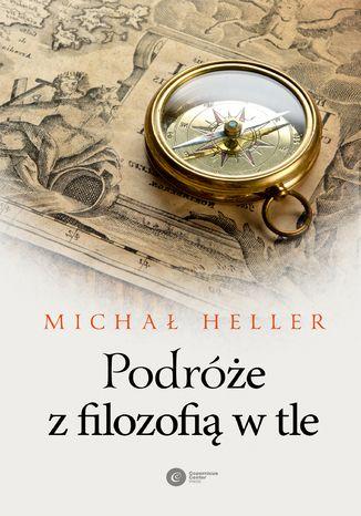 Okładka książki/ebooka Podróże z filozofią w tle