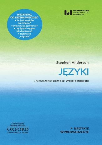 Okładka książki Języki. Krótkie Wprowadzenie 1