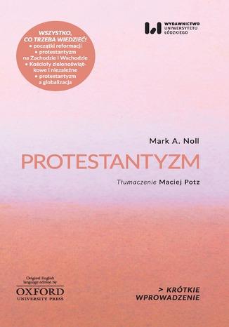 Okładka książki/ebooka Protestantyzm. Krótkie Wprowadzenie 2